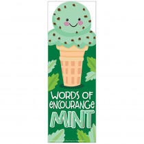 EU-834025 - Mint Bookmarks Scented in Bookmarks