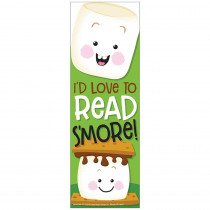 EU-834028 - Marshmallow Bookmarks Scented in Bookmarks
