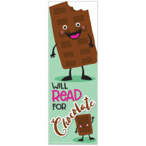 EU-834032 - Chocolate Bookmarks Scented in Bookmarks