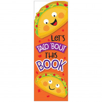 EU-834035 - Taco Bookmarks Scented in Bookmarks