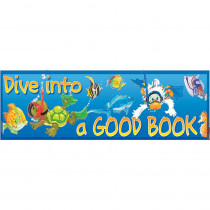 EU-834320 - Bookmark Arthur Suzy Zoo Dive Into Go in Bookmarks