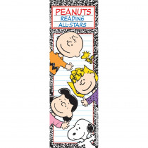 EU-834380 - Peanuts Reading All Stars Bookmarks in Bookmarks