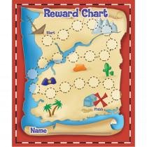EU-837016 - Treasure Hunt Mini Reward Charts in Incentive Charts