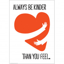 EU-837125 - Always Be Kinder 13X19 Posters in Inspirational