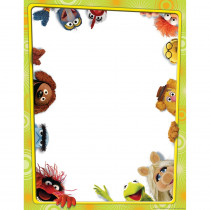 EU-837153 - Muppets - Blank Frame 17X22 Poster in Classroom Theme