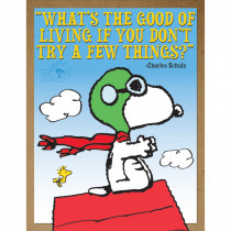 EU-837245 - Peanuts Flying Ace Poster in Motivational