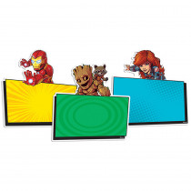 EU-841017 - Marvel Super Hero Adventure Paper Cutouts in Accents