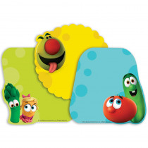 EU-841342 - Veggietales Assorted Paper Cut Outs in Inspirational