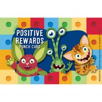 EU-844202 - Alphabites Reward Punch Cards in Tickets