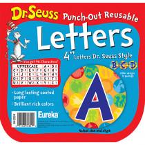 EU-845264 - Dr Seuss Spot On Seuss Deco Letters in General