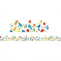 EU-845266 - Dr  Seuss Spot On Seuss Deco Trim in General
