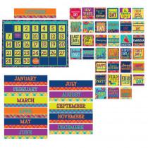 EU-847077 - Plaid Attitude Calendar Bb St in Classroom Theme