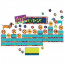EU-847079 - Plaid Attitude Birthday Mini Bb St in Classroom Theme