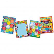 EU-847534 - Mickey Mouse Clubhouse Chart Set in Classroom Theme