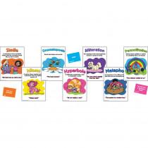 EU-847648 - Figurative Language Bulletin Board Set in Language Arts