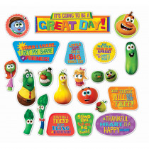 EU-847710 - Veggietales Mini Bulletin Board Set in Inspirational