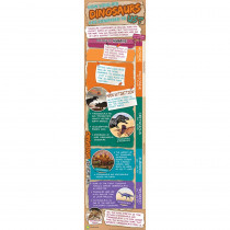 EU-849281 - Smithsonian Dinosaur Timeline Banners Vertical in Banners