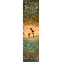 EU-849706 - Winnie The Pooh Smarter Vertical Banner in Banners