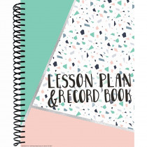 EU-866428 - Lesson Plan & Record Book Simply Sassy in Plan & Record Books