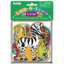EU-867510 - Lace And Learn - Safari Animals in Lacing