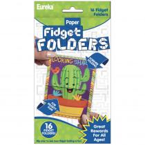 EU-872001 - Fidget Folders A Sharp Bunch in Folders