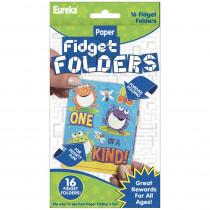 EU-872003 - Fidget Folders Color My World in Folders