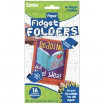 EU-872005 - Fidget Folders Reading Puns in Folders