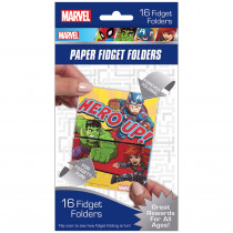 EU-872008 - Fidget Folders Marvel Super Hero Adventure in Folders