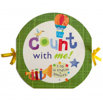 EU-BBAB14543 - Count With Me Accordion Board Book in Math