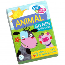 EU-BCG214586 - Animal Go Fish Card Game in Card Games