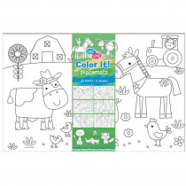 EU-BCP16512 - Faithful Friends Color Placemats in Art & Craft Kits