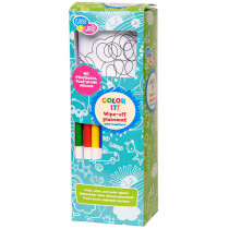 EU-BIM216550 - Outdoor Fun Fair Wipe Off Placemats With Markers in Art & Craft Kits