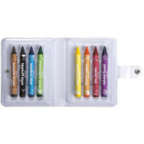 EU-BIWC14580 - Color It Crayons Wipeable Crayons in Crayons