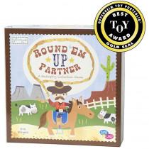 EU-BKBG16523 - Round Em Up Partnr Paper Board Game in Games