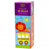 EU-BKP116725 - All Aboard 20Pc Stick Puzzle in Puzzles