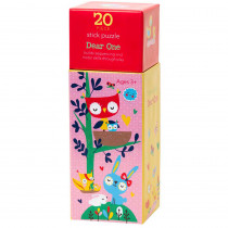 EU-BKP116726 - Dear One 20Pc Stick Puzzle in Puzzles