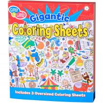 EU-BTC18428 - Ready Set Color Giant Coloring Book in Art Activity Books