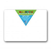 FLP10027 - Magnetic Dry Erase Board 23 1/2X35 1/2 in Dry Erase Boards