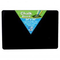FLP10206 - Black Chalk Board 24 X 36 in Chalk Boards