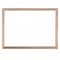 FLP17630 - Wood Framed Dryerase Board 24X36 in Dry Erase Boards