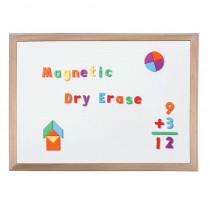 FLP17720 - Wood  Magnetic Dryerase Board 18X24 Framed in Dry Erase Boards