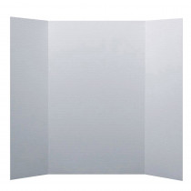FLP3004224 - Project Boards White Carton Of 24 in White Boards
