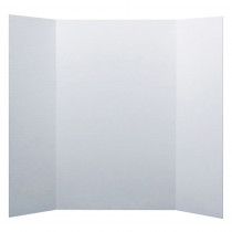 FLP30046 - 1 Ply White Project Board Box Of 24 in Presentation Boards