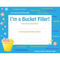 FLPUS201 - Bucket Filler Award 30 Pk in Certificates