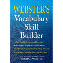 FSP9781596951730 - Websters Vocabulary Skill Builder in Reference Books