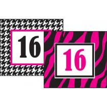 FST2331 - Rocker Chic Calendar Card in Calendars
