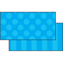 FST3148 - Blue Sassy Solids Double Sided Border in Border/trimmer