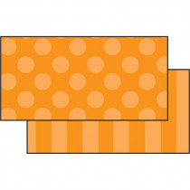 FST3151 - Orange Sassy Solids Double Sided Border in Border/trimmer