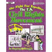 GAL0635023504 - The Fight For Equality The Us Civil Rights Movement in History