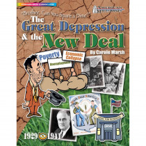 GAL0635026929 - Brother Can You Spare A Dime The Great Depression & The New Deal in History